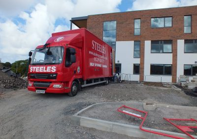 August 2013 003 - Steeles on a job image
