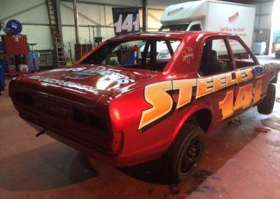 IMG_5199 - Dan & Robbie Steele Banger Racers