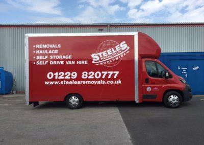 IMG_7235 - steeles removals van