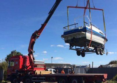 IMG_8877 - boat haulage