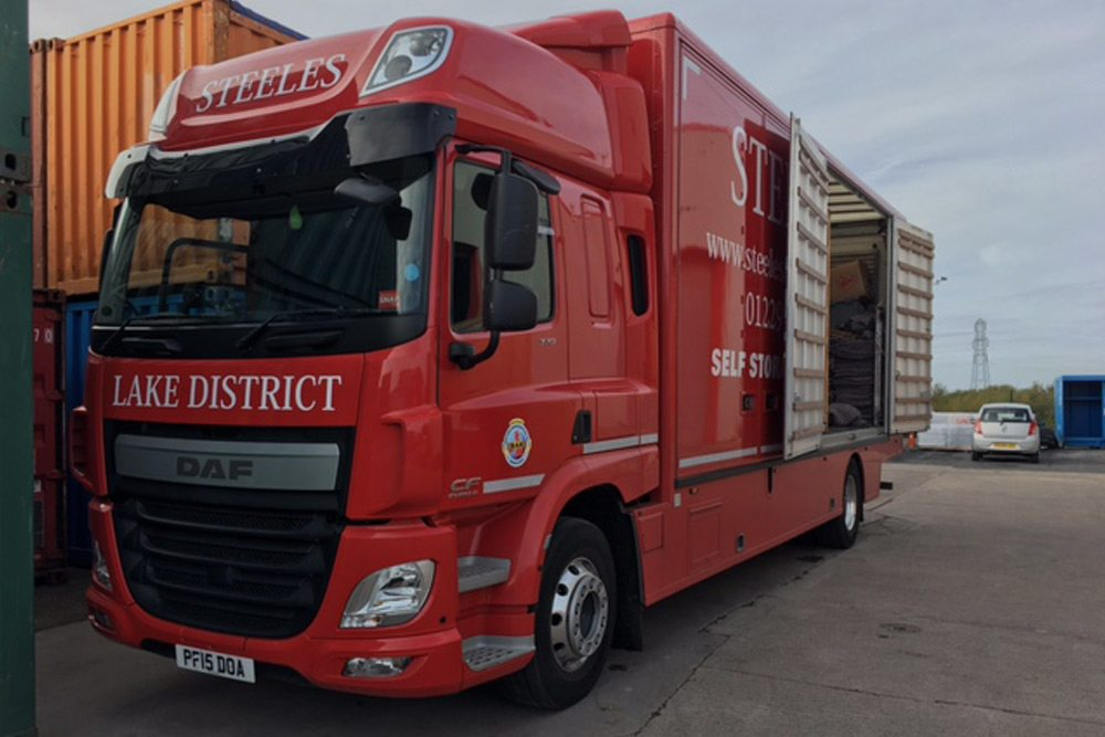 Office Relocation Services Cumbria