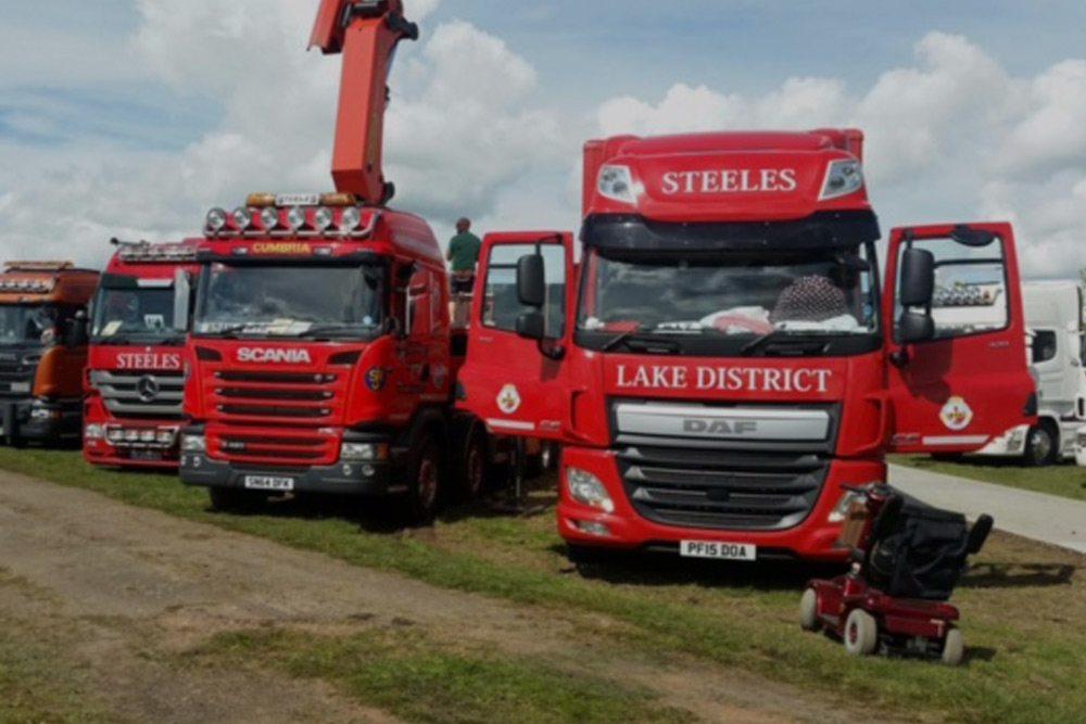 Storage Solutions in Cumbria