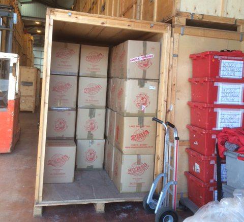 Containerised Storage Cumbria