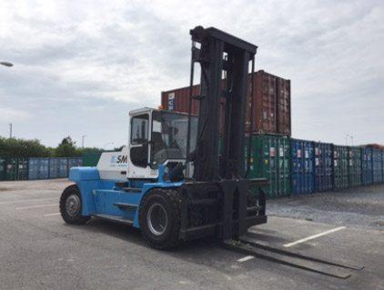 Fork Lift Truck Hire Cumbria