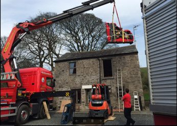 House Removals in Kendal & Morecambe