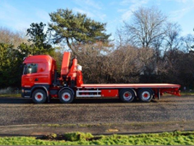 Hiab Hire Cumbria