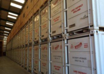 Container Storage in Windermere & Cumbria