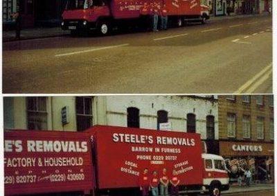 Bedford TK Old Steeles Trucks